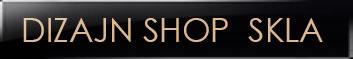 Dizajn shop skla